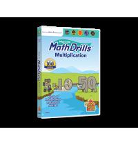 Meet the Math Drills: Multiplication Video